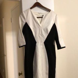 Black Halo NWT Mod dress